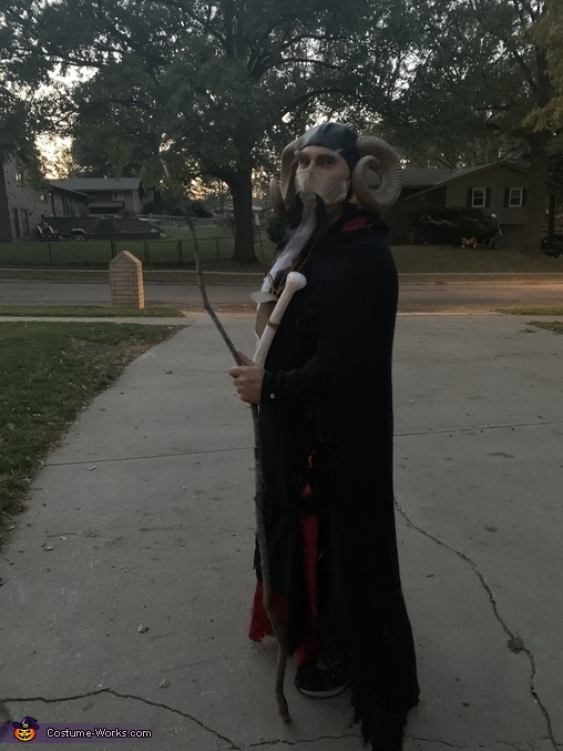 Tim the Enchanter, Monty Python and the Holy Grail Costume