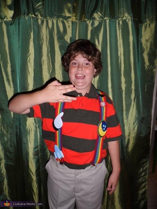 Mork Costume