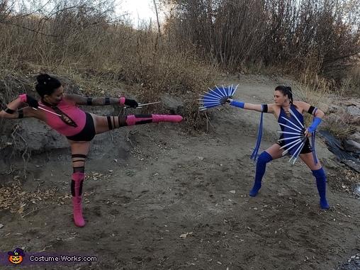 clones, Mortal Kombat Costume