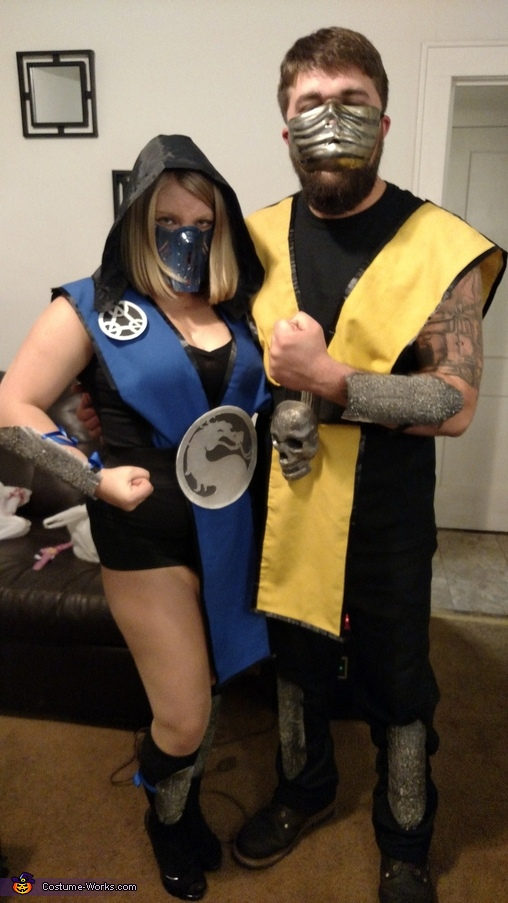 Mortal Kombat Costume