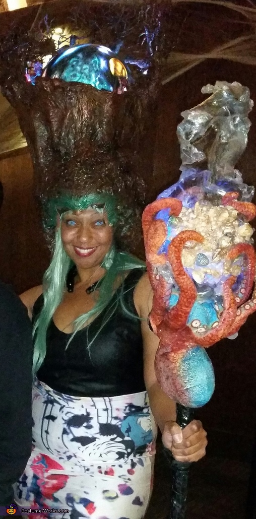 Creative Mother Nature Costume