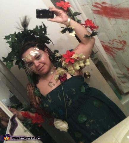 Mother Nature, Mother Nature Costume