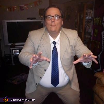 Motivational Speaker Matt Foley Costume