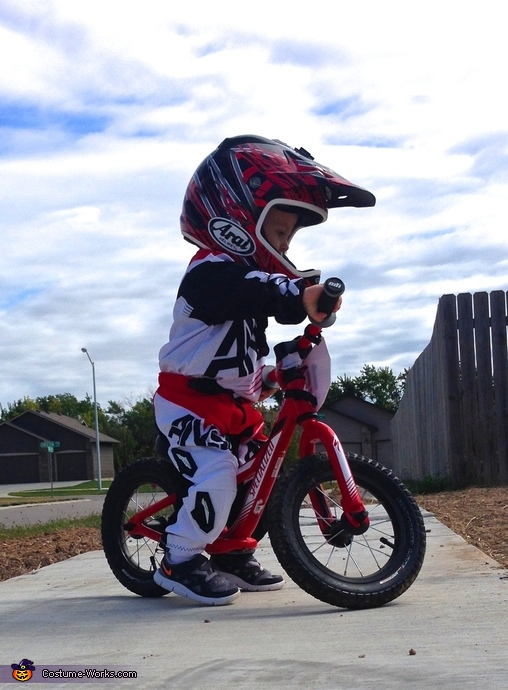 Baby Racer Costume
