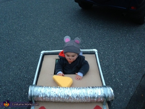 Really??, Mouse Trap Baby Costume