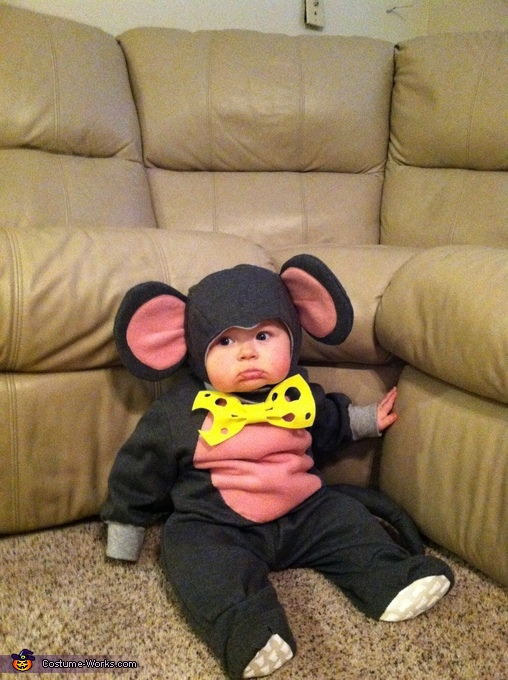 Just the mouse, Mouse Trap Costume