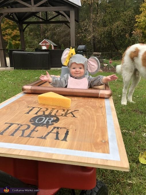 Mousetrap Costume