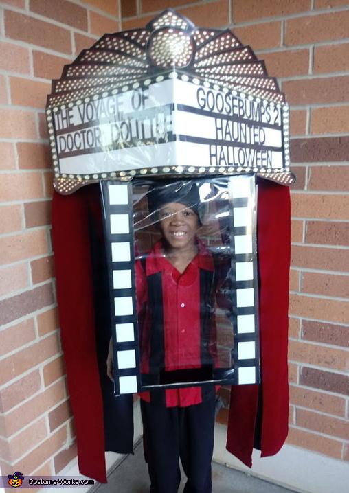 Movie Theatre Costume