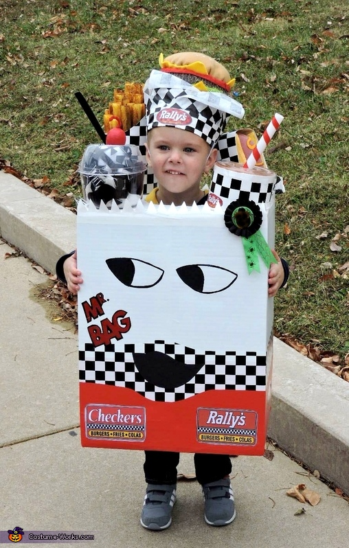 Mr. Bag Costume