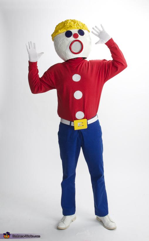 Mr. Bill from Saturday Night Live Costume