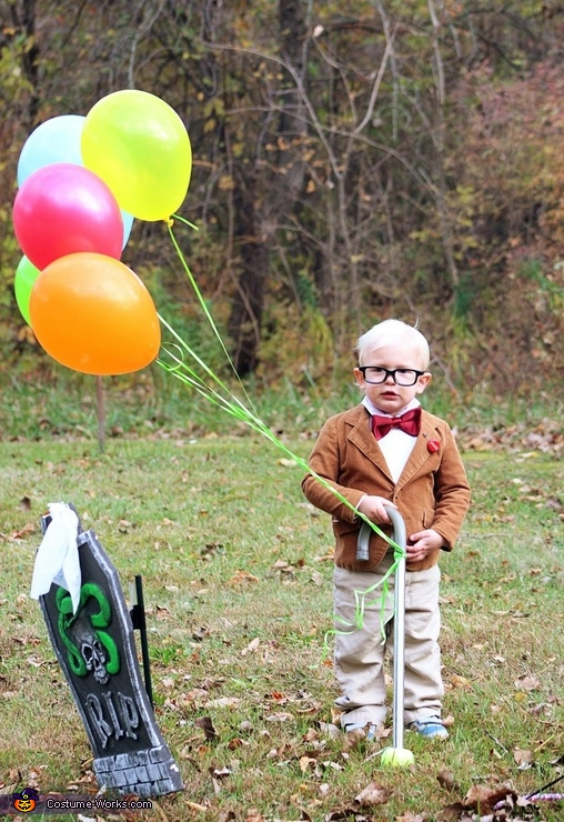 Mr. Frederickson Costume