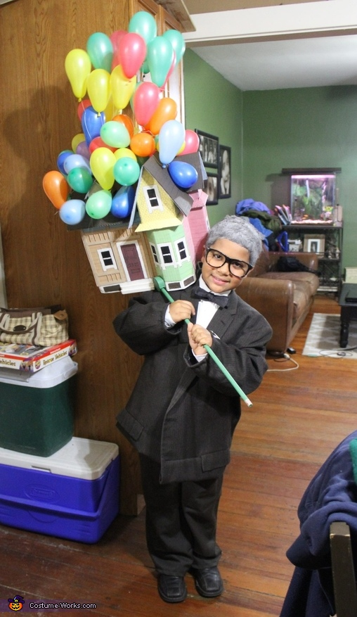 "Mr Fredricksen from ""UP"" Costume"