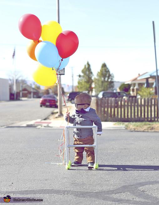 Mr. Fredrickson Costume