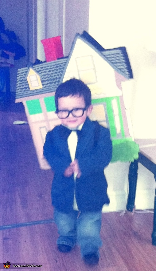 Mr Fredrickson from the Up Costume