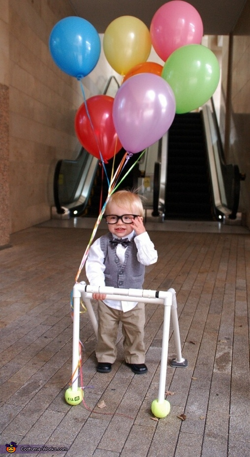 Mr. Fredricksen Costume