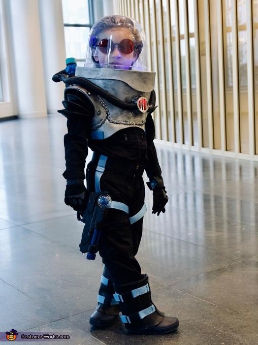 Mr. Freeze Costume