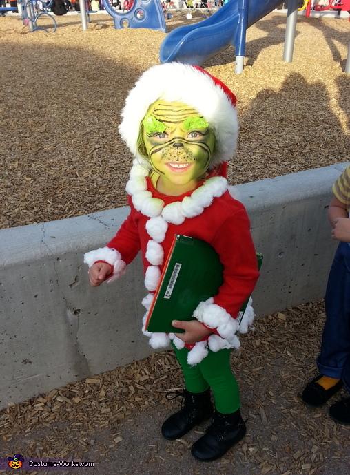Mr. Grinch Costume