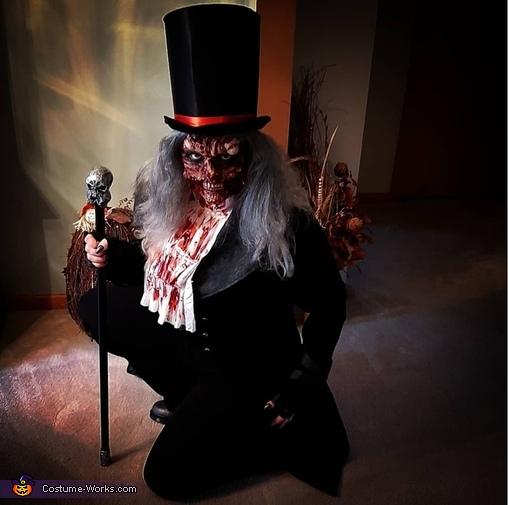 Mr. Hyde Costume