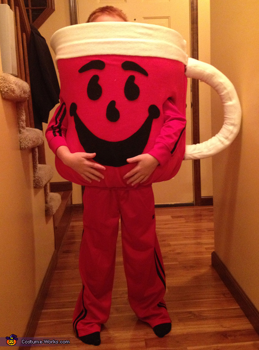 Mr. Kool Aid Costume