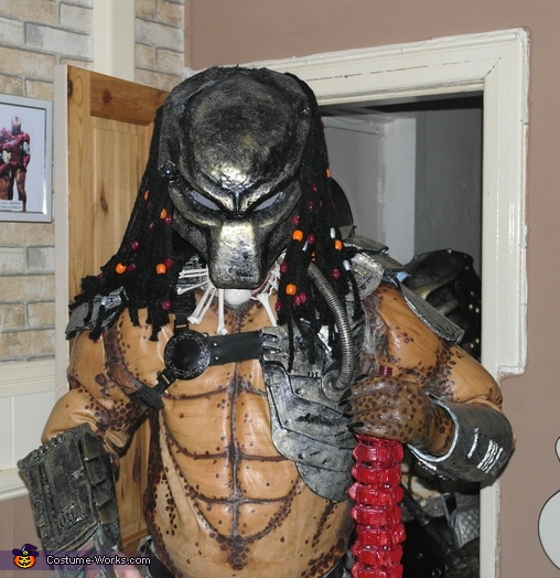 This is myself.Mr Predator., Mr & Mrs Predator Costume