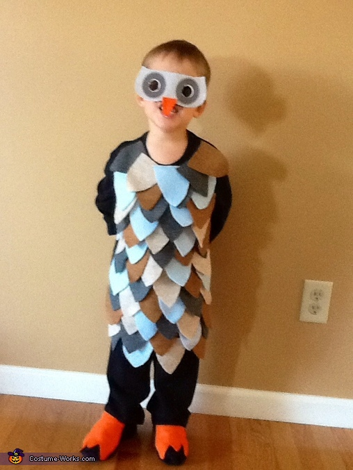 Mr. Owl Costume