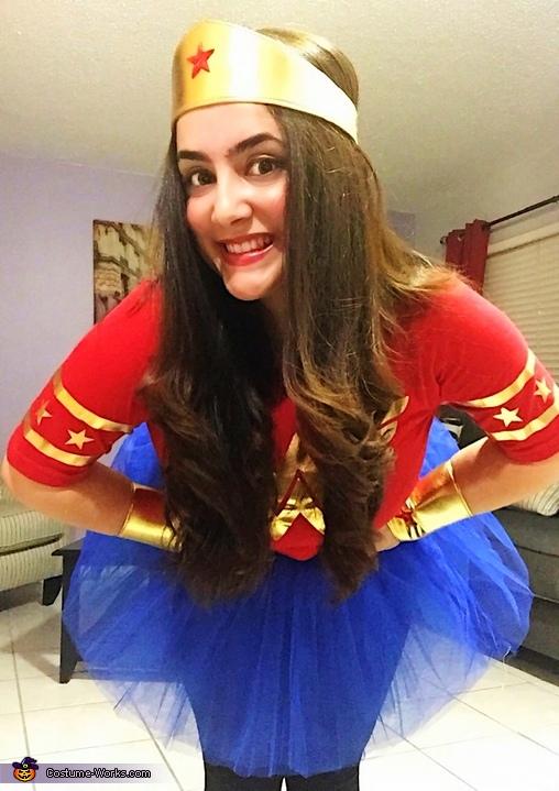 Wonder Woman!, Mr. Oxi Clean and Cruella De Vil Costume