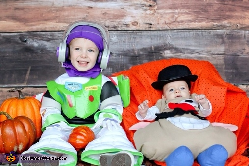 Mr Potato Head Buzz Lightyear Costume Photo 33