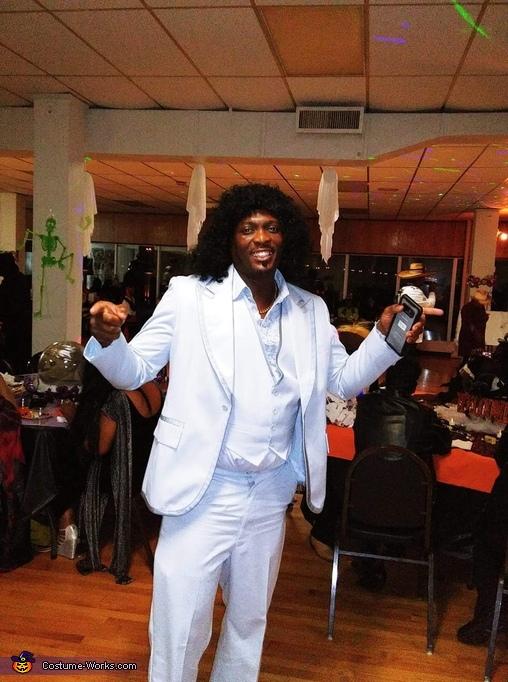Mr. Randy Watson Homemade Costume