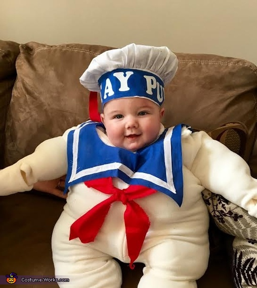 Mr. Stay Puft Costume