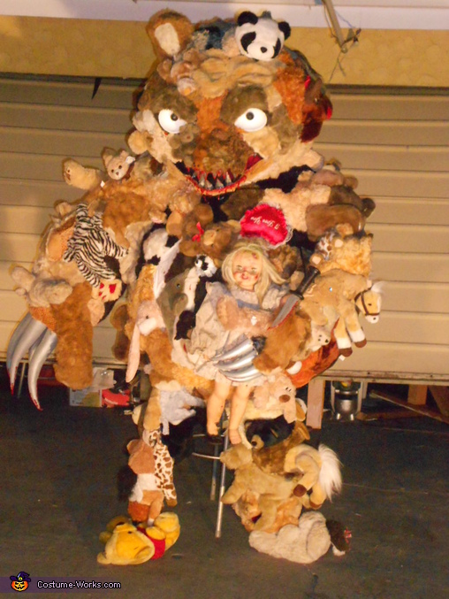 Mr. Teddy Costume