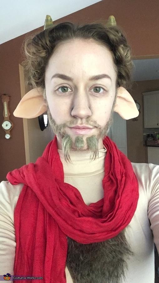 Mr. Tumnus of Narnia, Mr. Tumnus from Chronicles of Narnia Costume