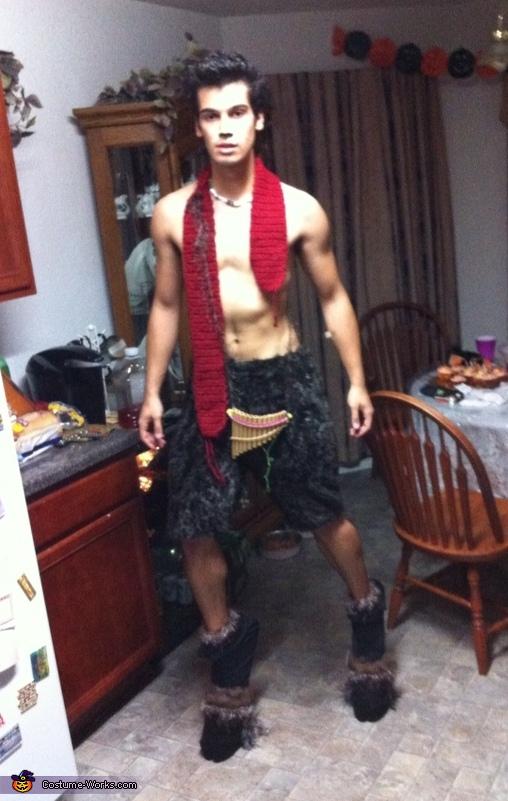 Mr Tumnus from Narnia Satyr Costume