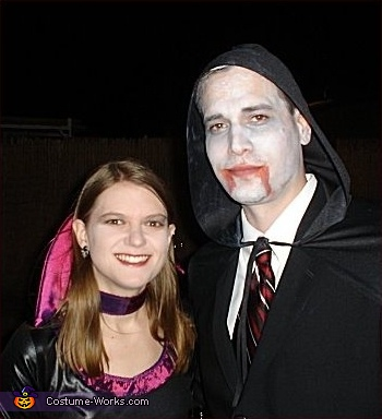 Children of the Night - Homemade costumes for couples