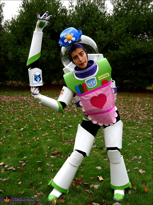 Mrs. Nesbitt / Buzz Lightyear Costume
