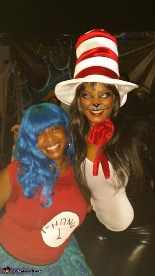 Mrs Cat in the Hat Costume