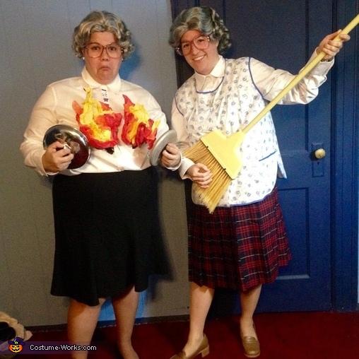 Mrs. Doubtfire Costumes