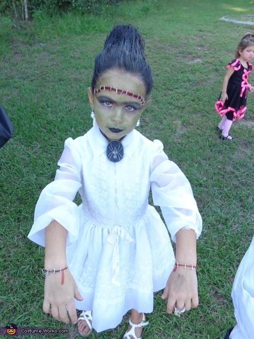 Mrs. Frankenstein Costume