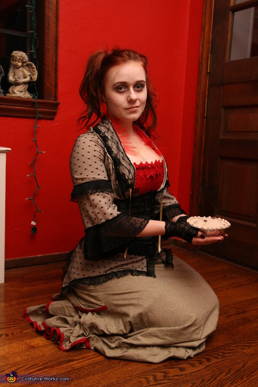 Mrs. Lovett from Sweeney Todd Costume
