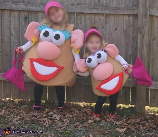 Mrs. Potato Head Costume