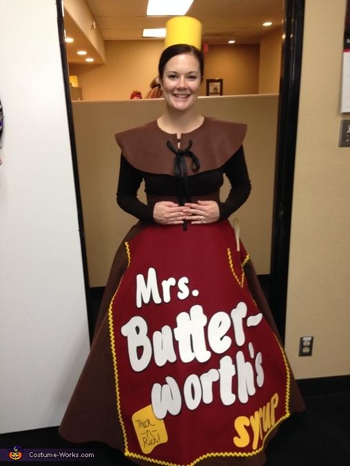 Mrs. Butterworths Costume