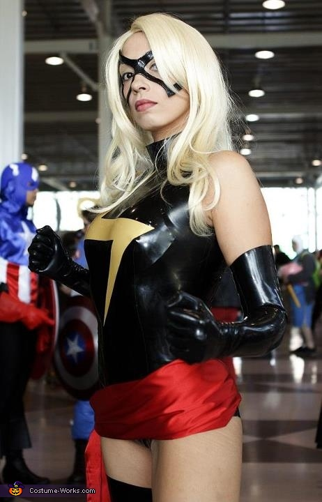 Ms. Marvel Costume