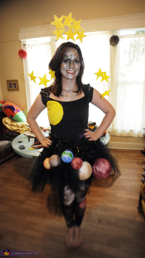 Ms. Universe Costume