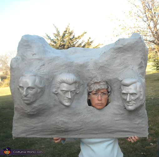 Mt. Rushmore Costume