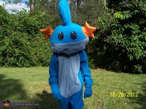 Mudkip!, Mudkip Costume