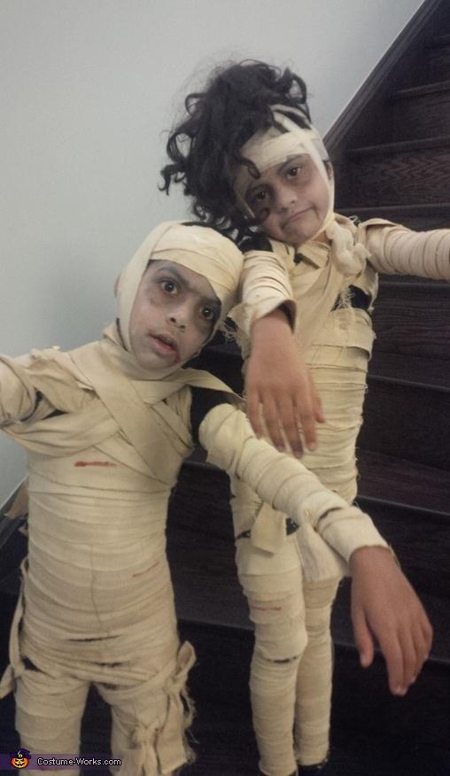 Mummies Costume