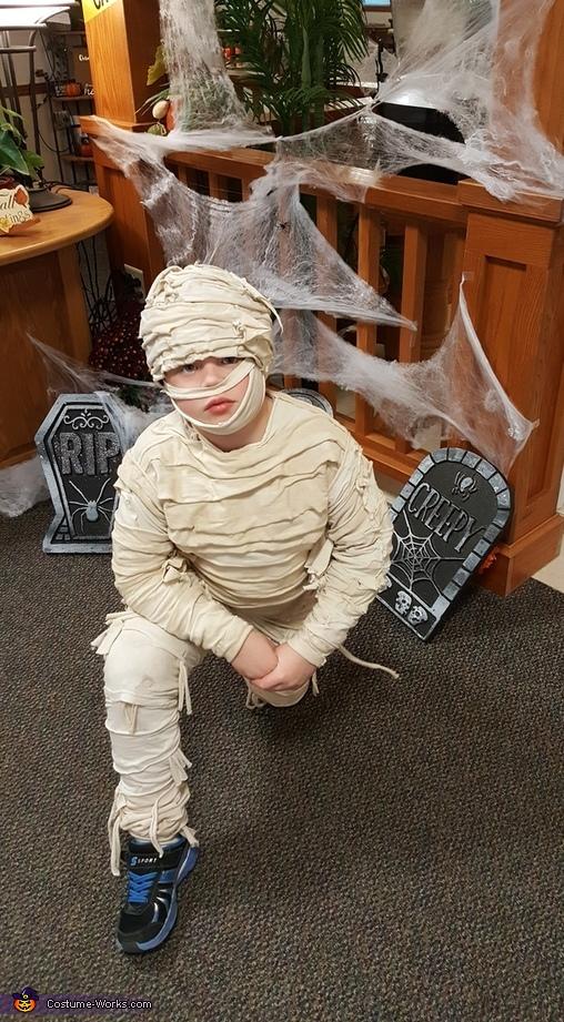Mummy Costume