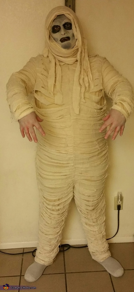 Mummy, Mummy and Archeologist Costume