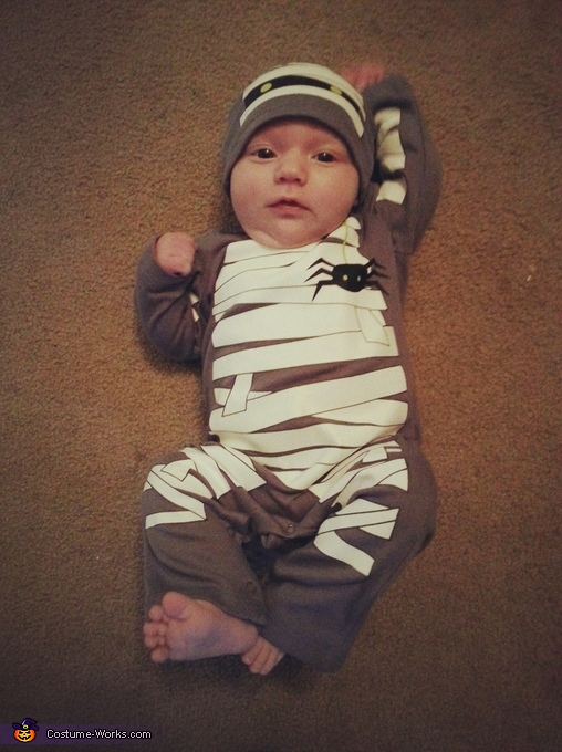 Mummy Baby Costume