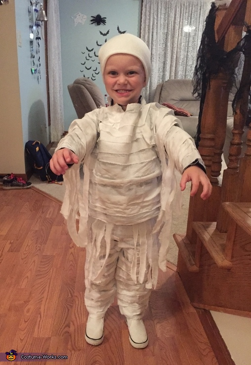 Mummy Boy Costume