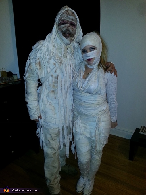 Mummy Love Costume